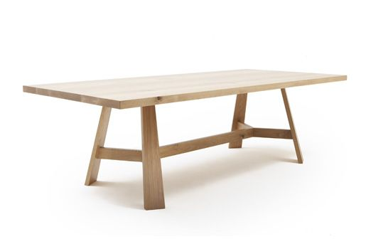 gorgeous simple table