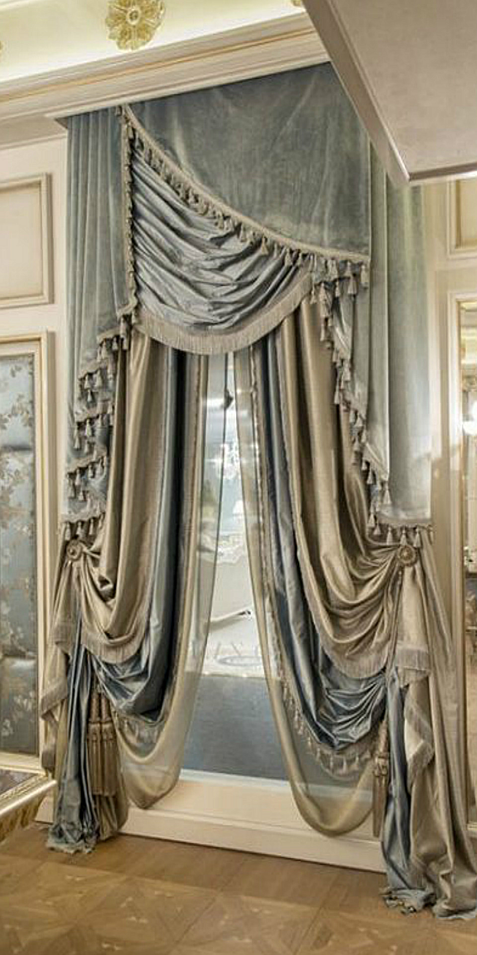 This Is Quite Something For An Window Treatment Addict