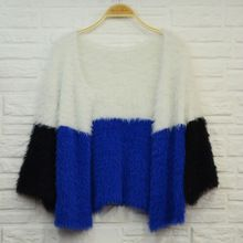Flare sleeve Striped Ladies Short Latest Fashion Korean style Cardigan  Best Buy follow this link http://shopingayo.space