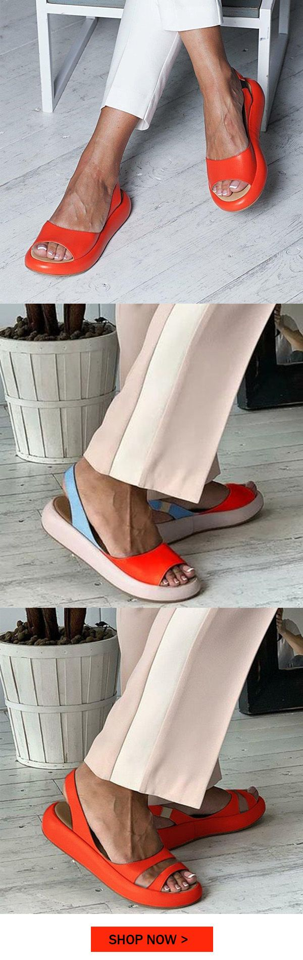 Hot Sale ! Women Casual Summer Sandals — Up to 70% OFF, Must Have Them ! #sandal #sale – z My Style