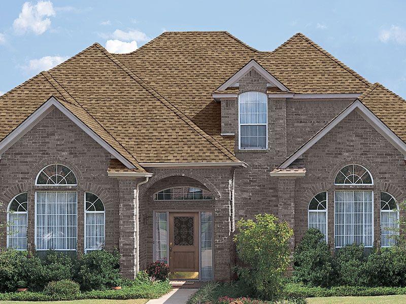 Best Pink Beige Brick Gold Beige Roof Understanding 400 x 300