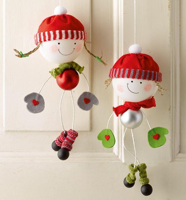 kugelkerlchen weihnachtskugeln selbst gestalten topp. Black Bedroom Furniture Sets. Home Design Ideas