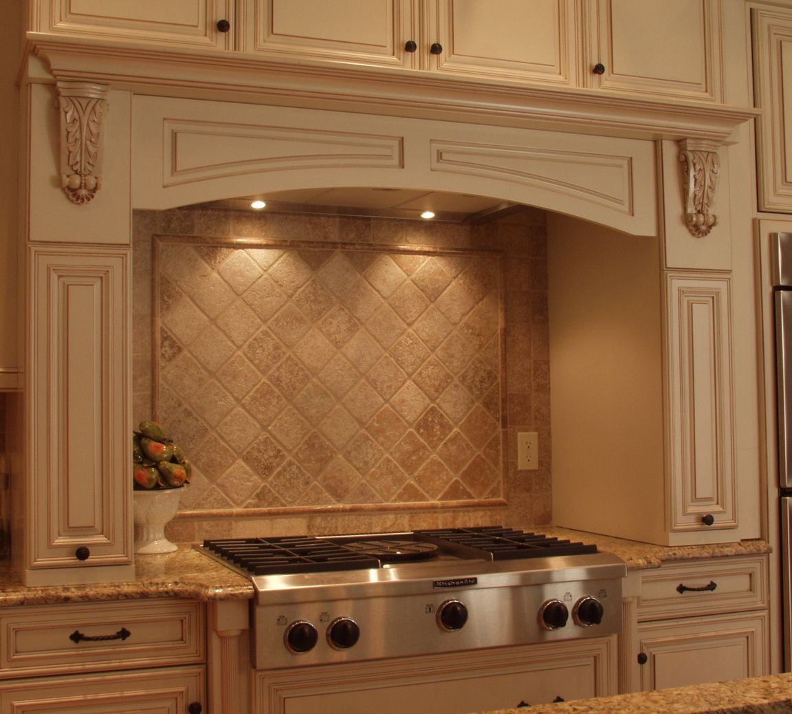 Kitchen Hood Designs Ideas ~ Kitchen hoods hood quot we re building a house