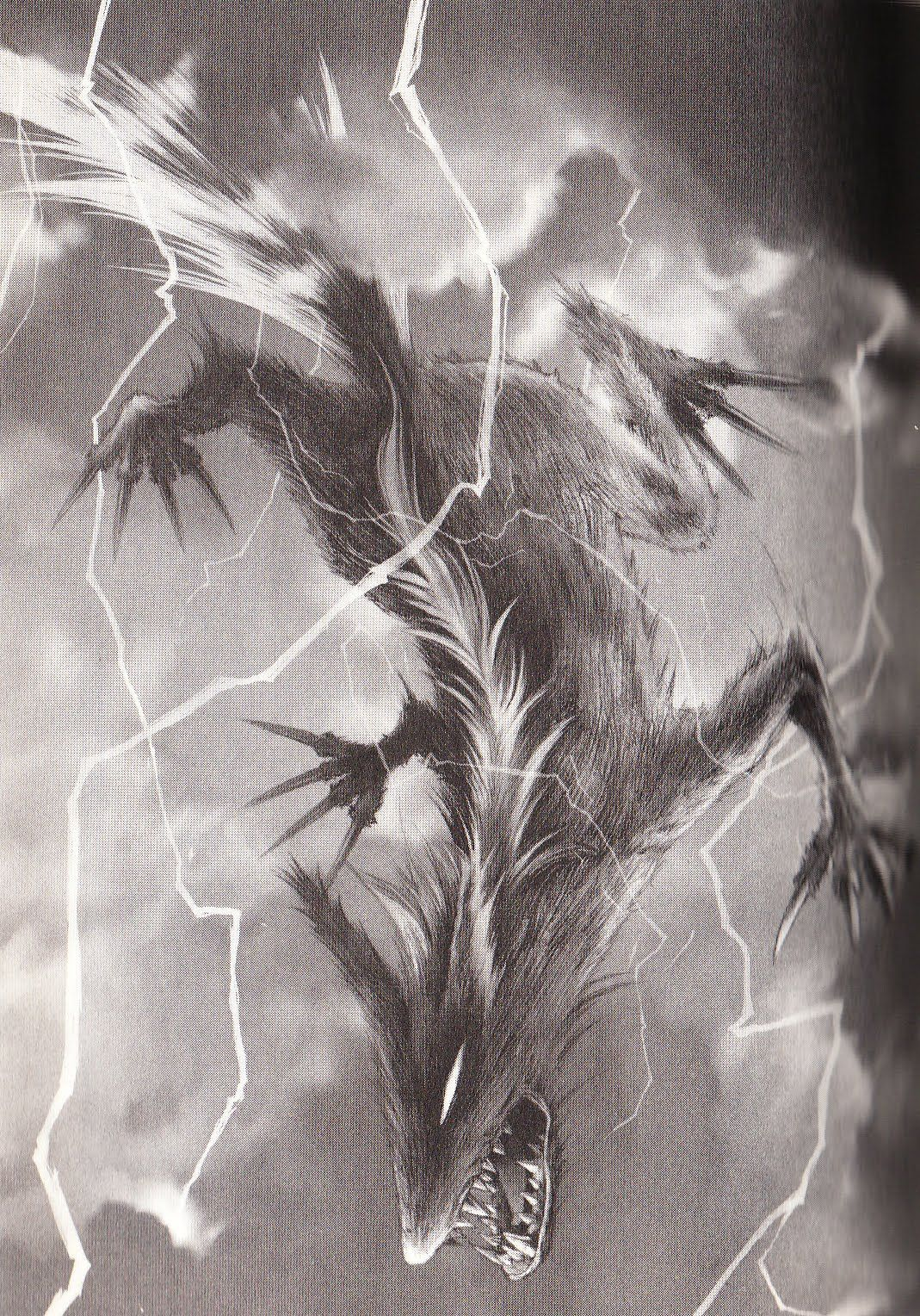 New Call For Art Submissions Raiju The Thunder Beast ɛ·ç£ Arte Mitologia Japon Long ago the raijū was one of the most well known and most feared supernatural creatures in japanese folklore. pinterest