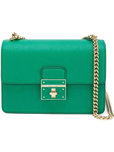 7792afbb272f DOLCE   GABBANA  Rosalia  Shoulder Bag.  dolcegabbana  bags  shoulder bags   leather