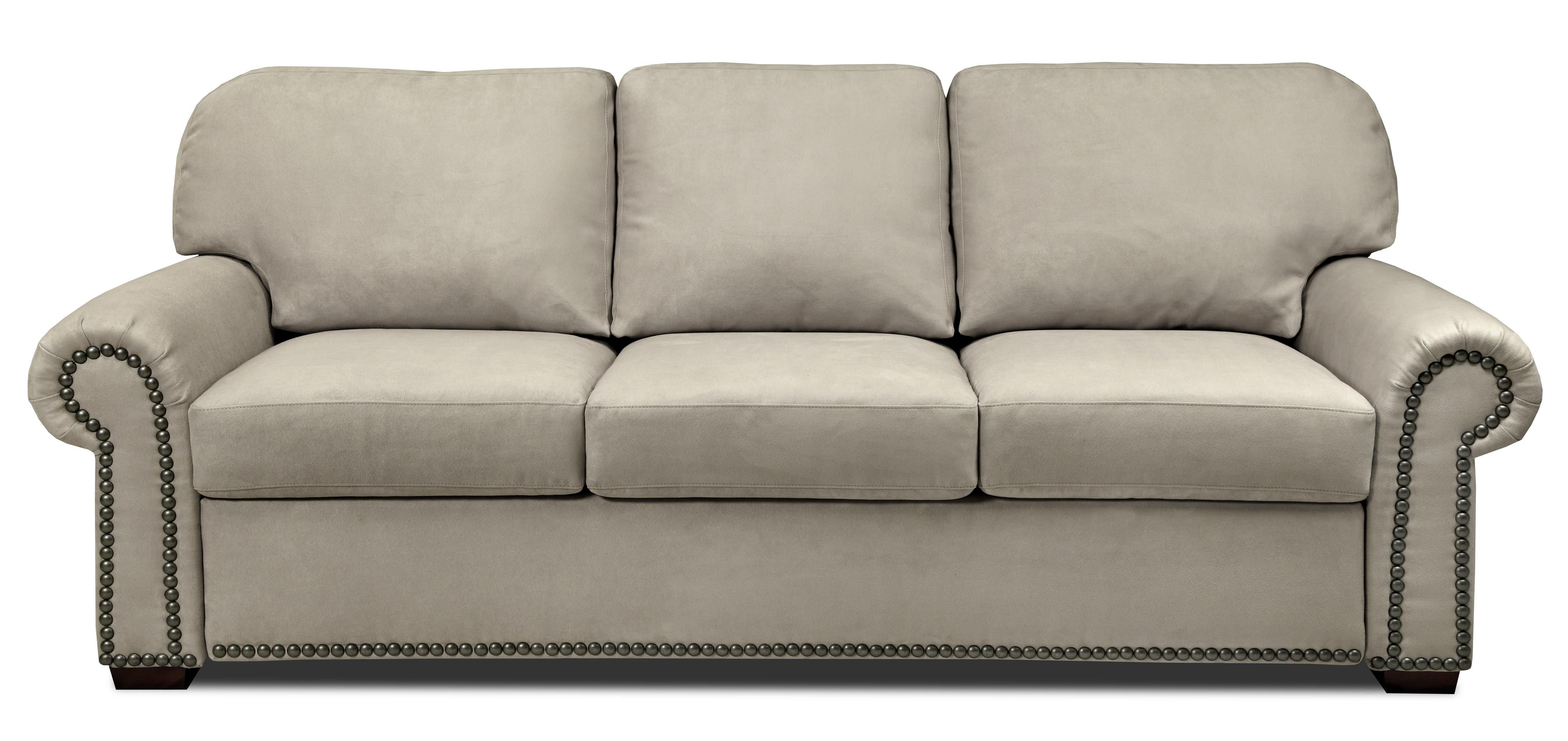 Comfort Sleeper Makayla Queen Plus Sofa Sleeper By American