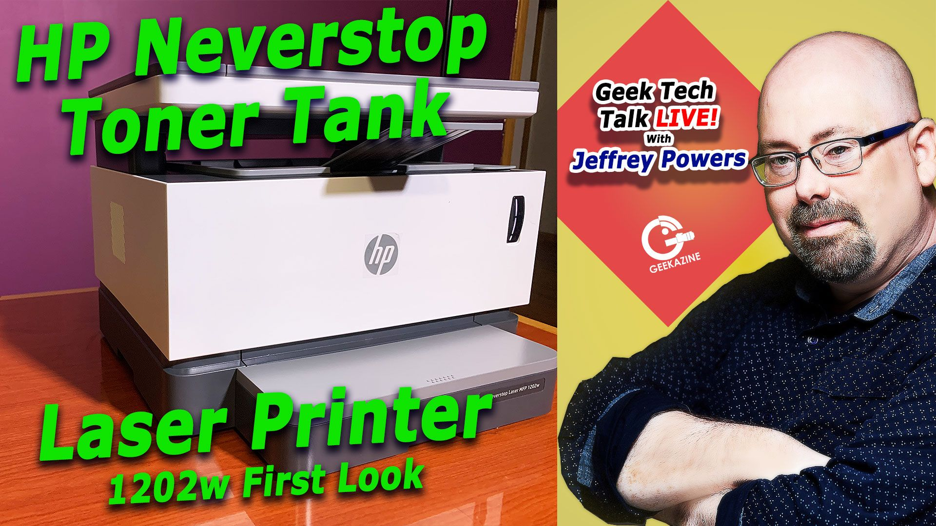 Hp Neverstop 1202w With Low Cost Refill Toner For Smb Review Laser Printer Smb Toner