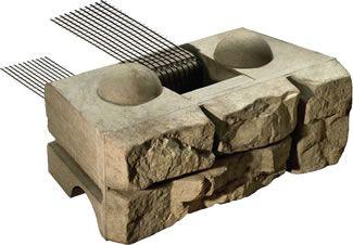 Redi Rock Albuquerque Retaining Wall Buildology Retaining Wall Rock Retaining Wall Precast Concrete