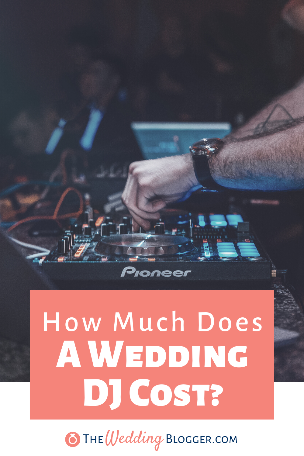 See this how much does a wedding DJ cost article to help you budget for a wedding DJ. If you want to know approximately how much a DJ will cost and what to budget be sure to check out this helpful article. Be sure to check out this awesome article that will help you determine budget for a wedding DJ! #weddingDJ #weddingreceptionmusic #receptiondj #wedingcost #weddingideas