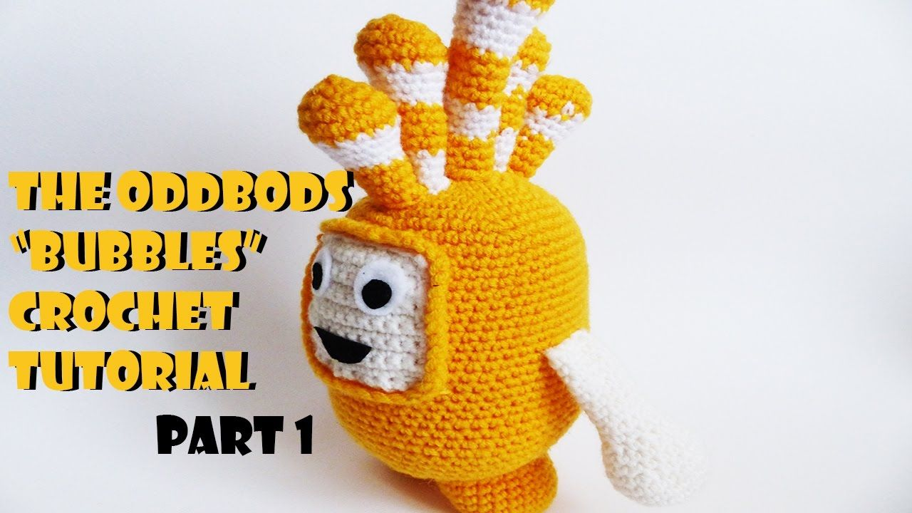 Hey guys! I present to you my Oddbods based amigurumi tutorial ...