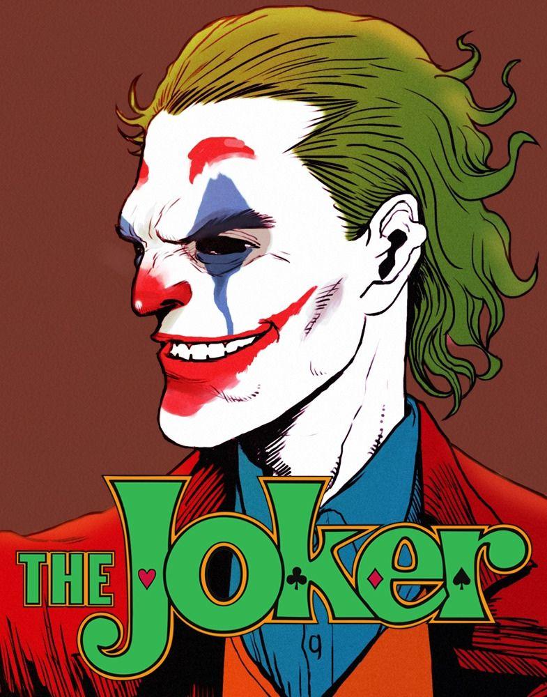 The Joker Joker Artwork Joker Art Joker