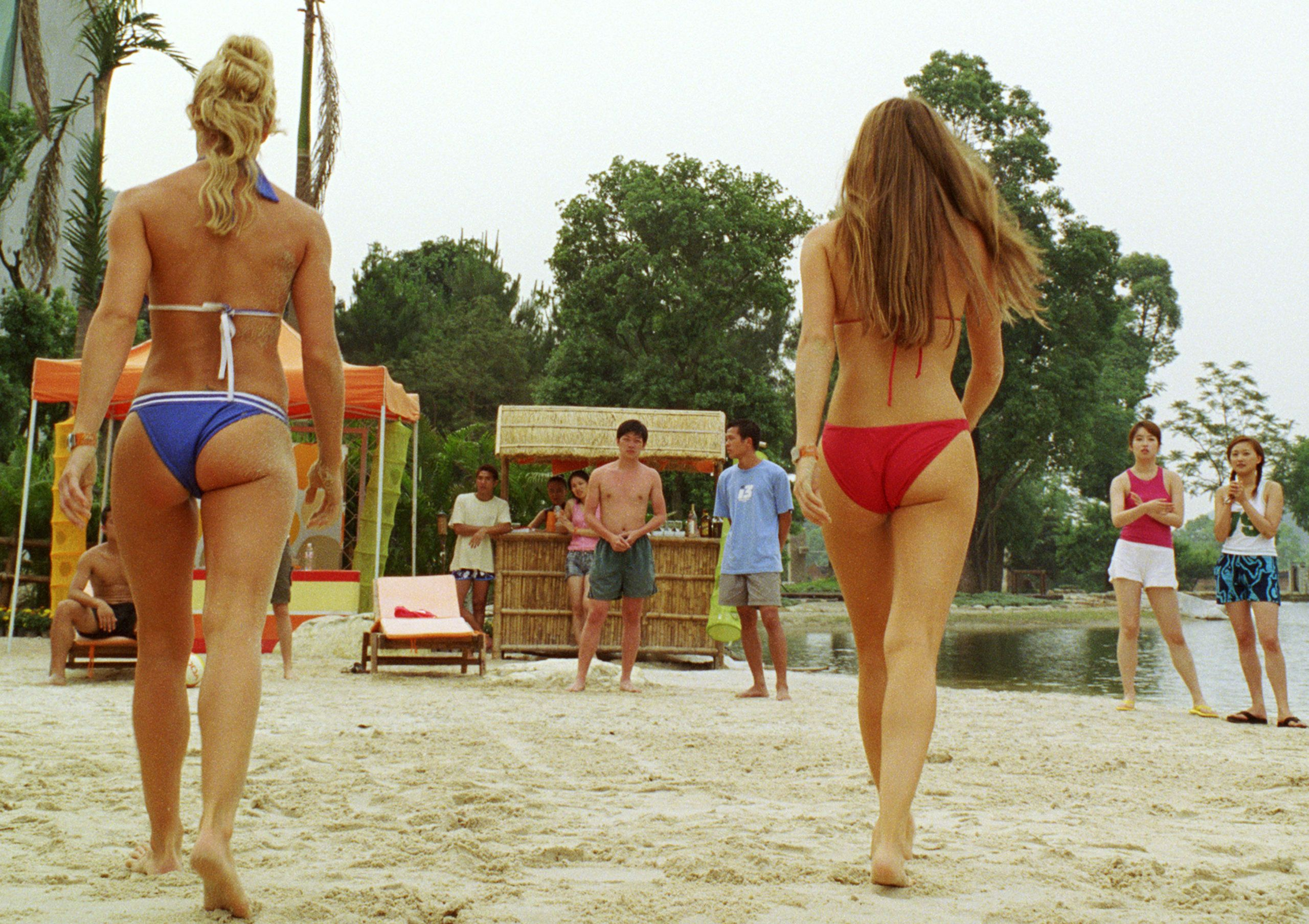 No bikini film, intergenerational sex video tubes