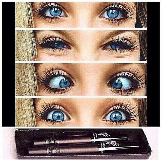 1fa4625b011 Mascara reviews :: 100 mascaras tested on one eye :: See review pictures