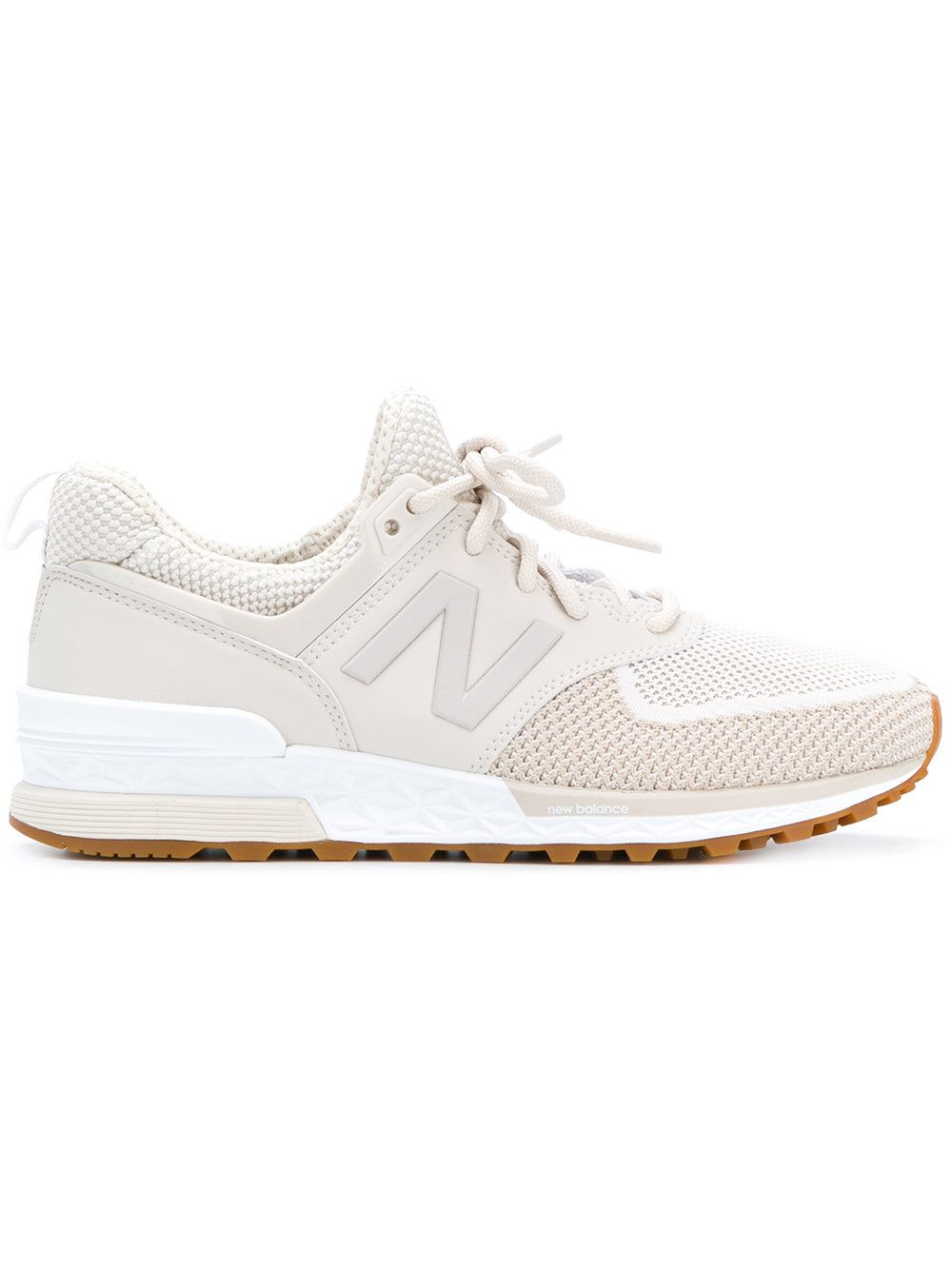 574 Nouvelles Chaussures De Sport - Nue & Tons Neutres Nouvel Équilibre 45SGA3LCnV