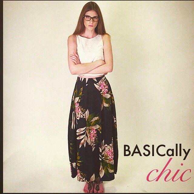 #tropical #summer #Maxi #skirt !!!