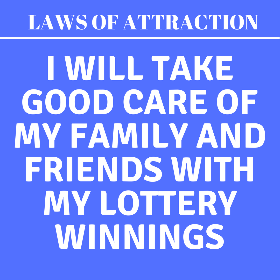How to use The Law of Attraction to win the Lottery: #lawofattraction #motivation #money #moneyaffirmations #lottery #winning #dreams #manifest #cash #millionaire