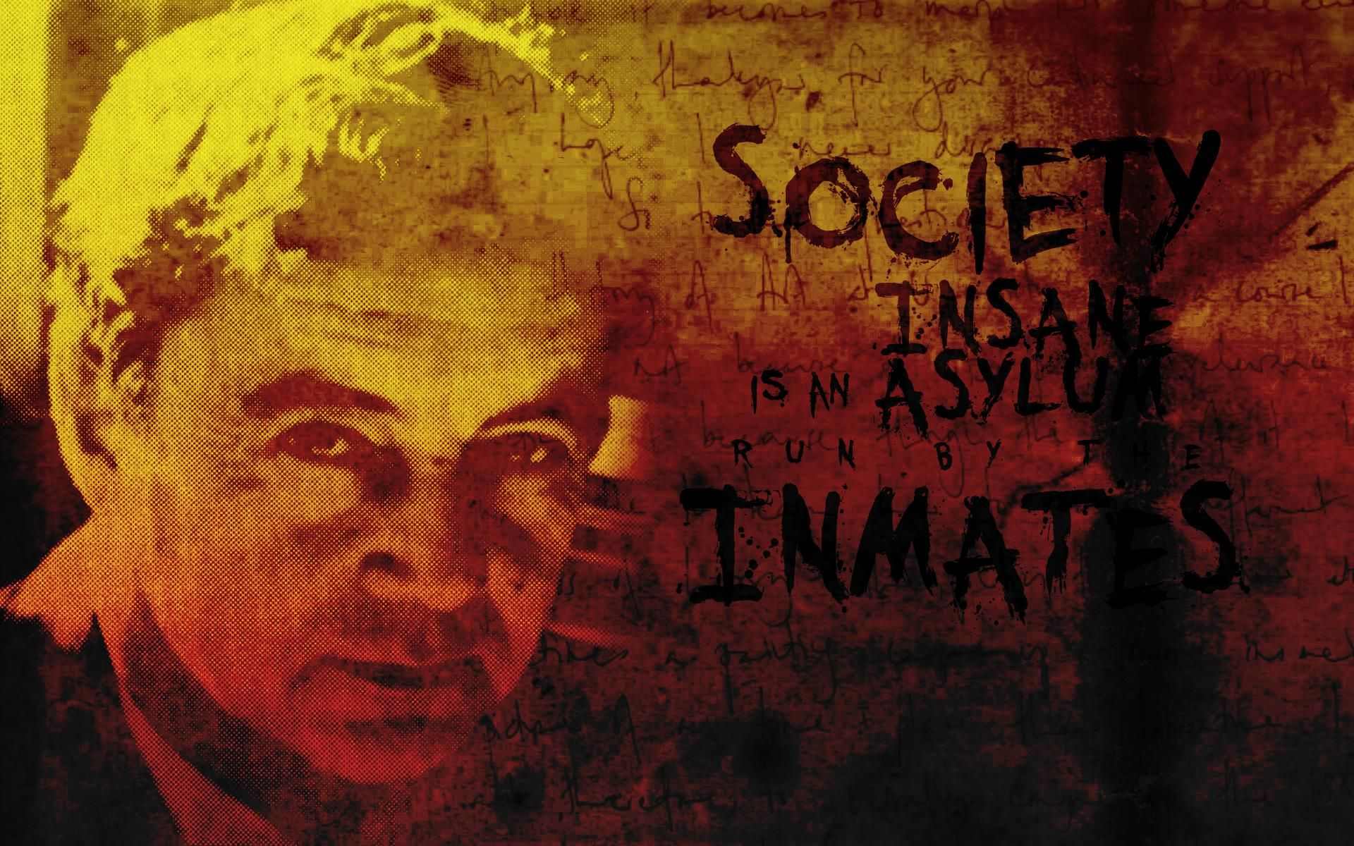 erving goffman asylums essays on the social situation Erving goffman's asylums: essays on the social situation of mental patients and other inmates is a key text in the sociology of mental illness it is sometimes seen.