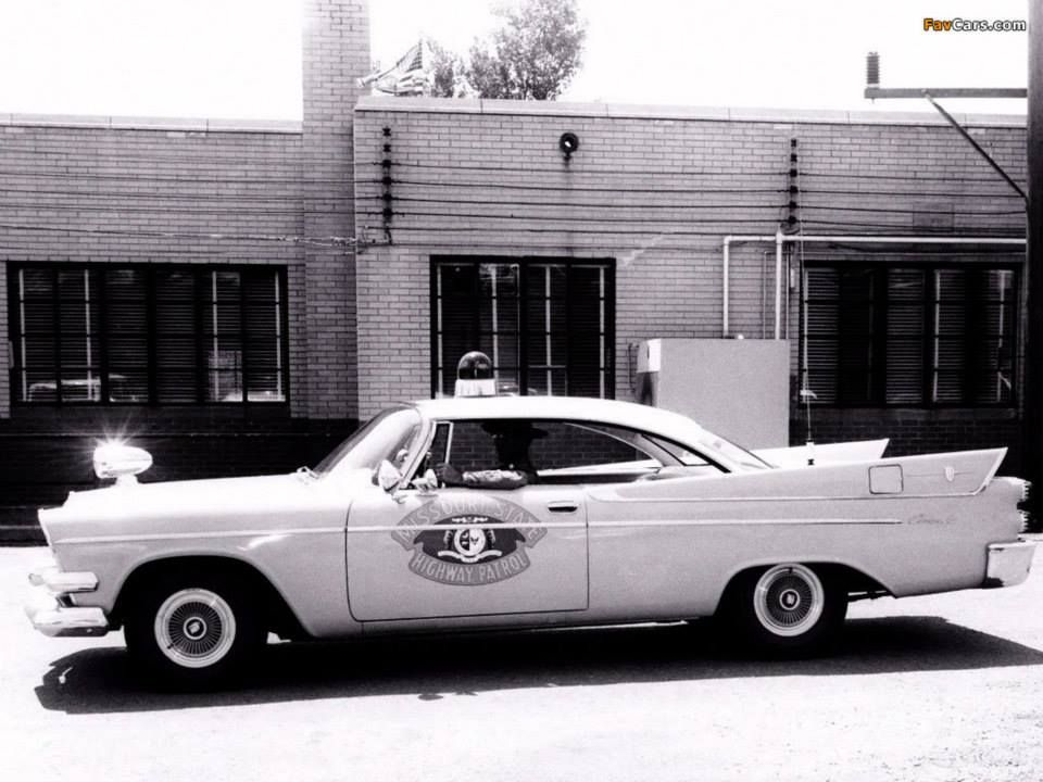 Missouri Highway Patrol ~ Dodge Coronet ~ 1958 | Cars ...