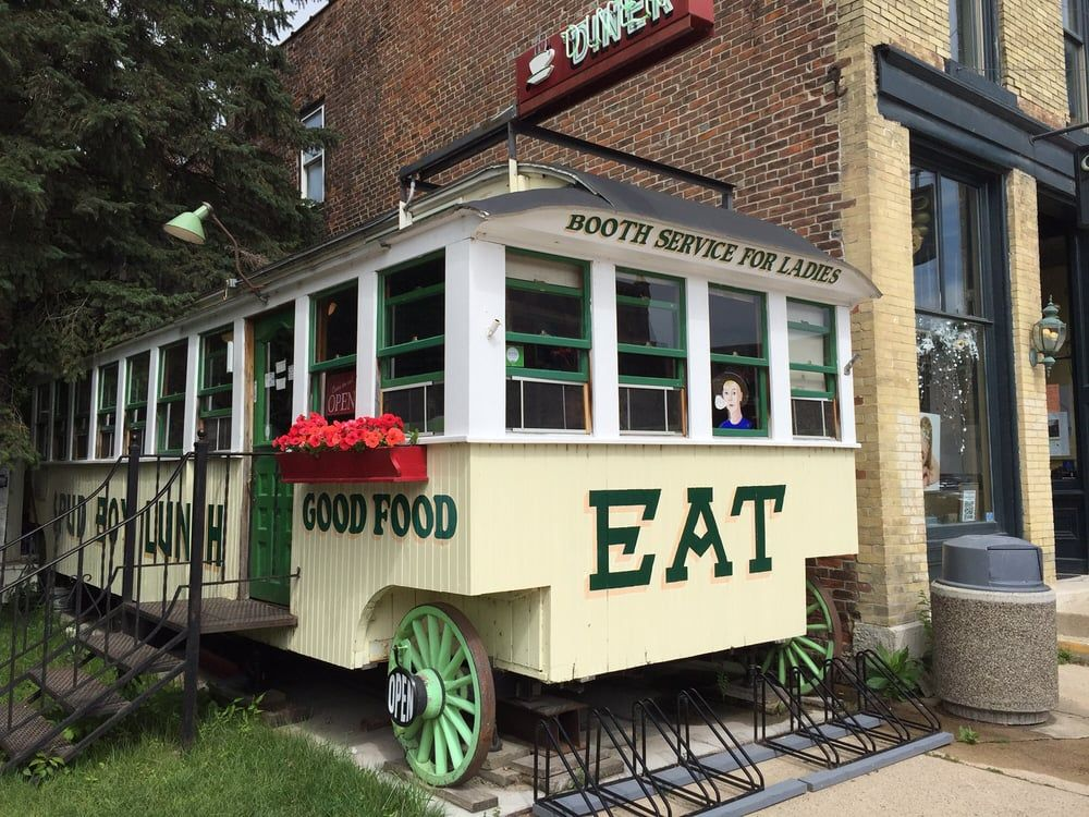 This Charming Restaurant In The Heart Of Bluff Country Is