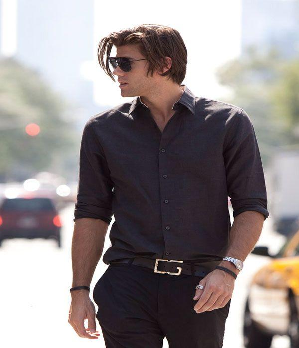 Men from Paris | Trendy mens hairstyles, Mens hairstyles ...