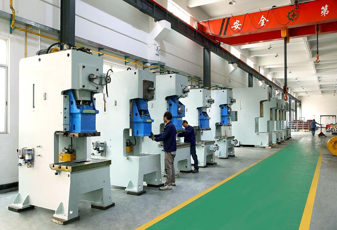 High-performance basic machine metal press machine sheet