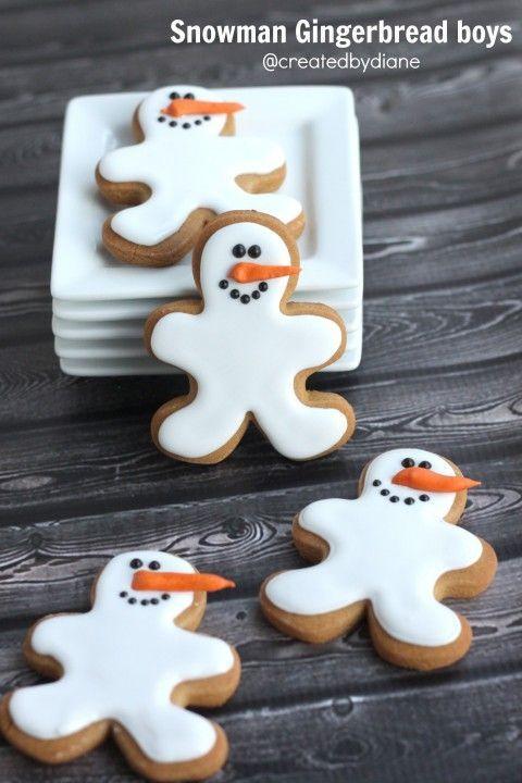 Snowman Gingerbread Boys @createdbydiane.jpg