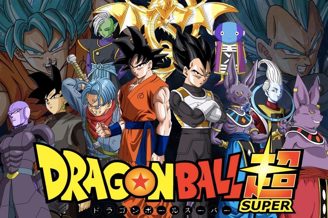 DRAGON BALL SUPER Todas Temporadas E Episodios Legendado All Seasons And Episodes Subtitled