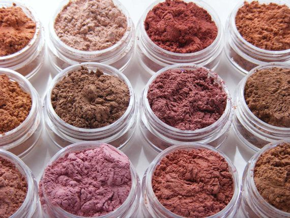 Blush Mineral Makeup Sample by ReliqMinerals on Etsy, $1.00