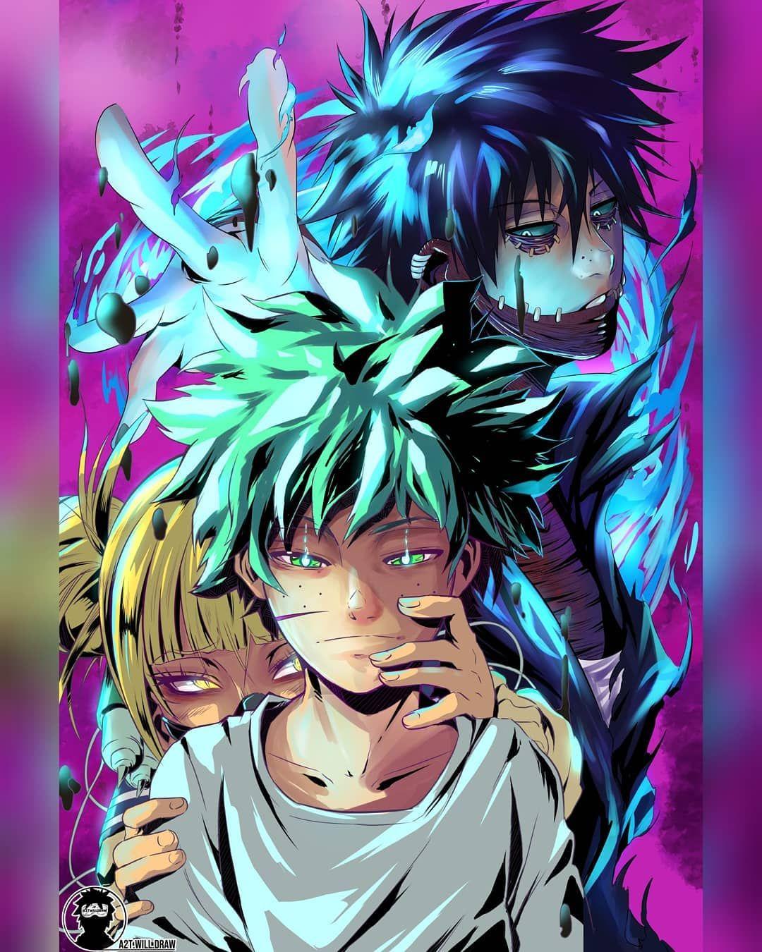 Pin By Iasfroes On Villain Deku Anime Evil Anime Villain Deku