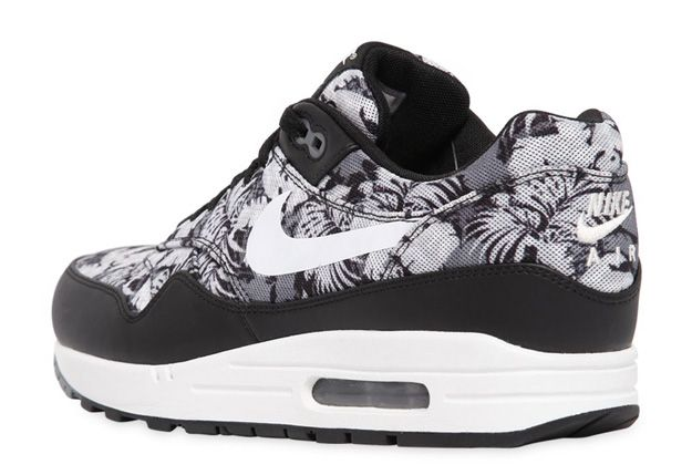 top quality air max 1 tropical floral print 6cb7f aa203