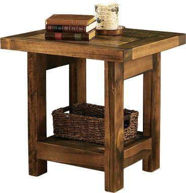 Barnwood Furniture Rustic, Mountain Woods Furniture