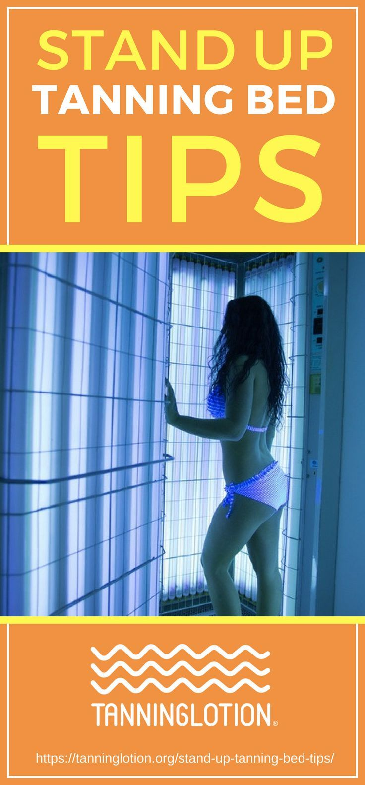 Stand Up Tanning (With images) Tanning bed tips, Tanning