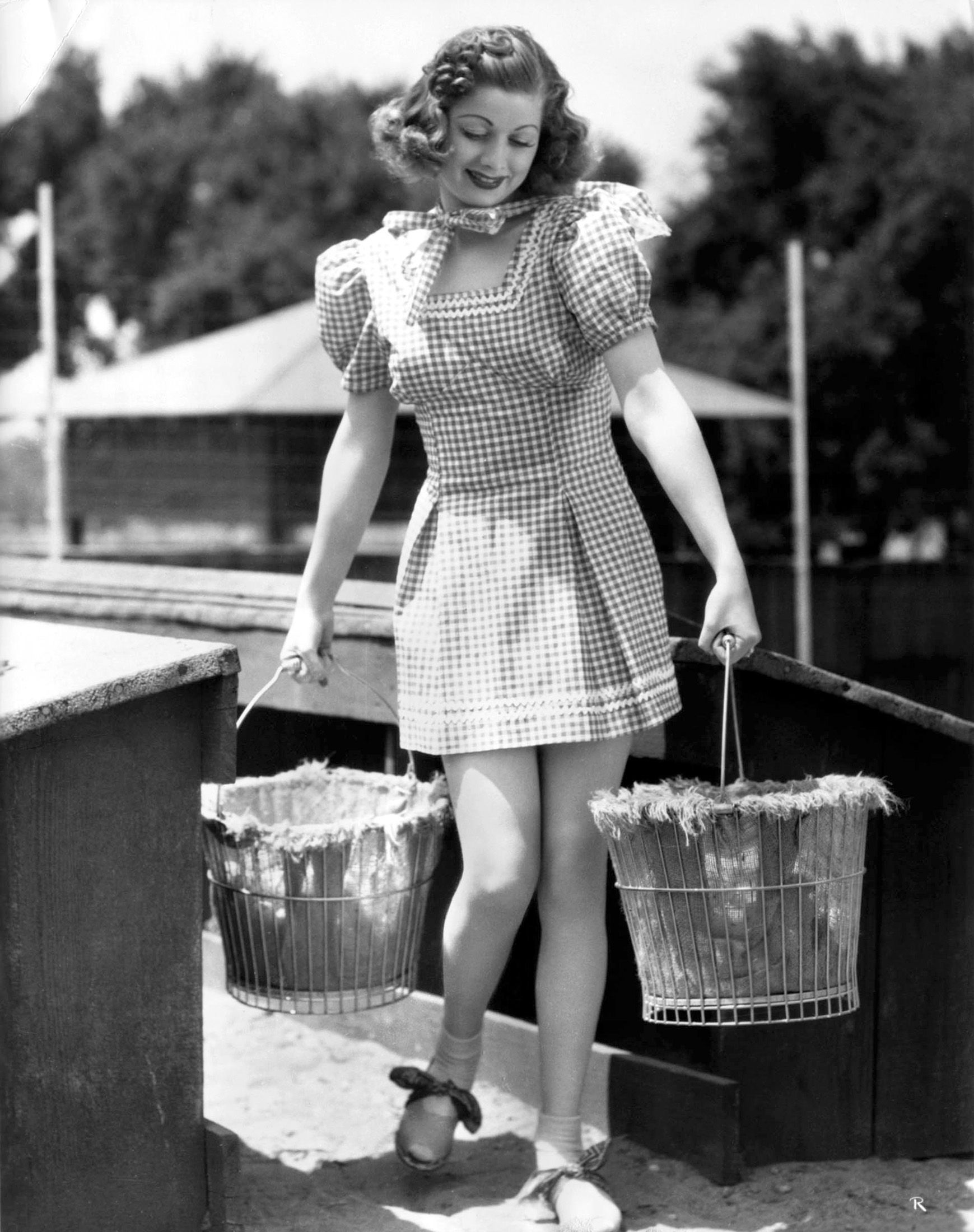 Young Lucille Ball Picture 53
