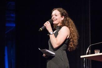 #poesifestival berlin - Shelly Kupferberg (c) gezett