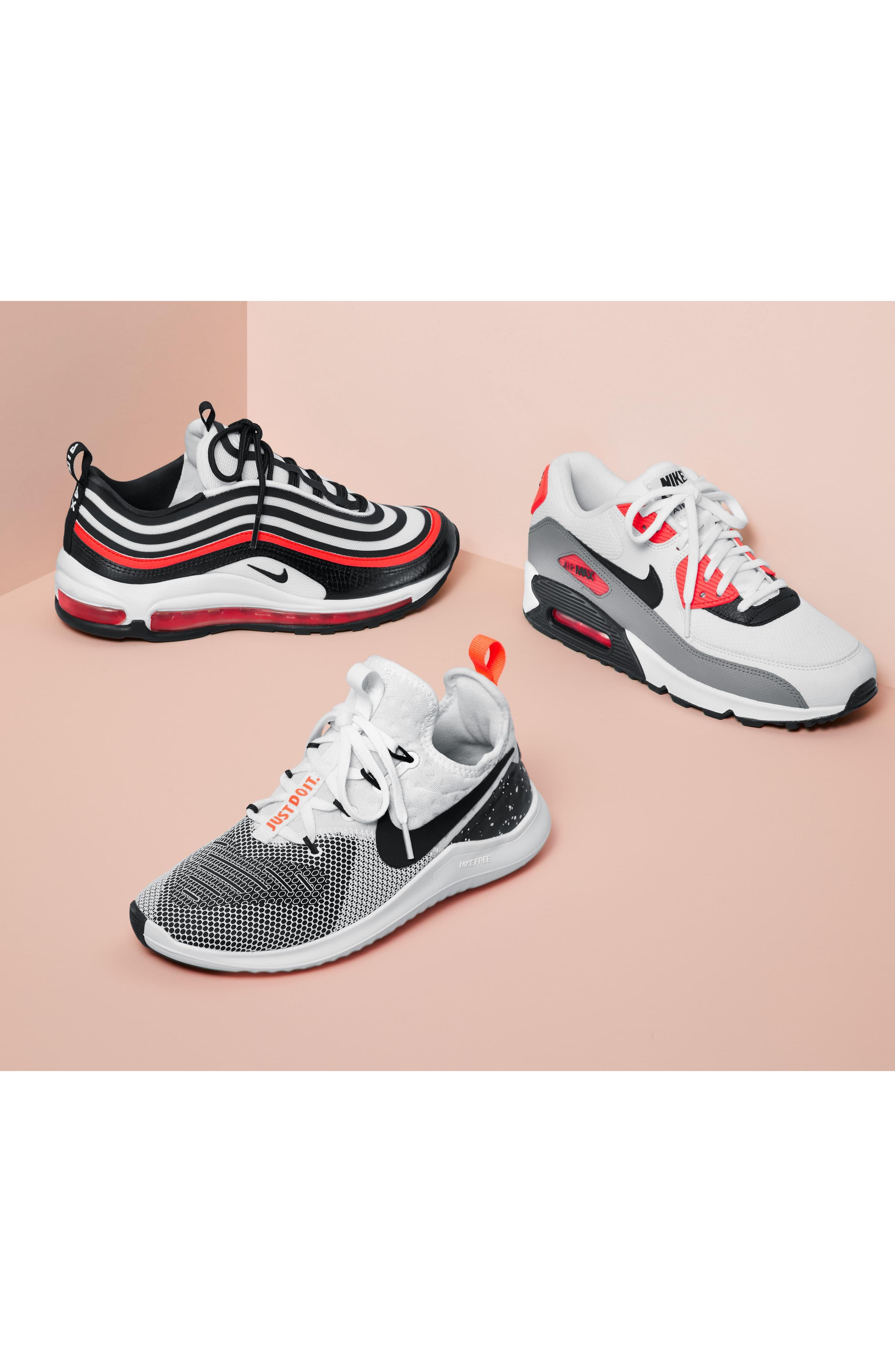 Women's Nike Free Tr8 Training Shoe, Size 10.5 M Black in