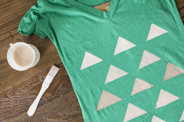 DIY Tee Design - Offbeat & Inspired   Crafts   Pinterest   Tee ...