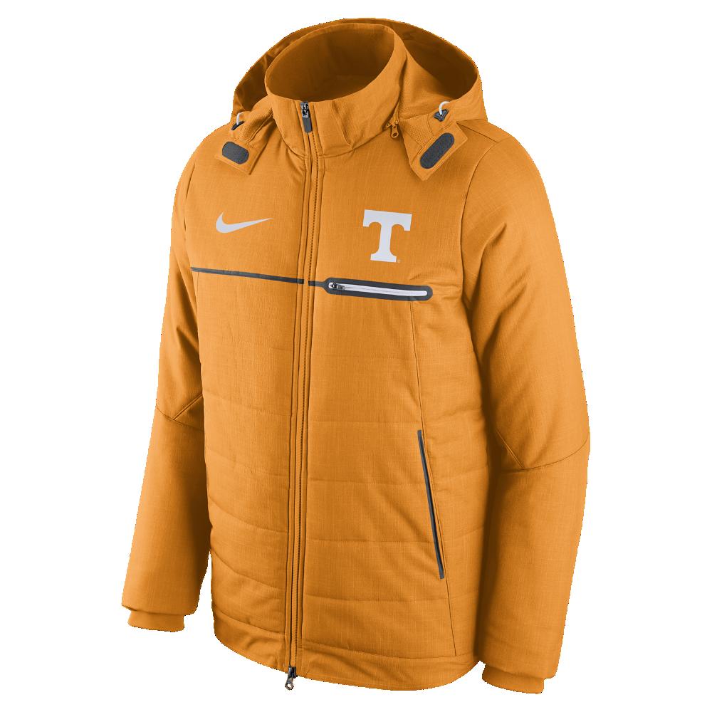 927d27208aff Nike College Sideline (Tennessee) Men s Jacket Size Medium (Orange) -  Clearance Sale