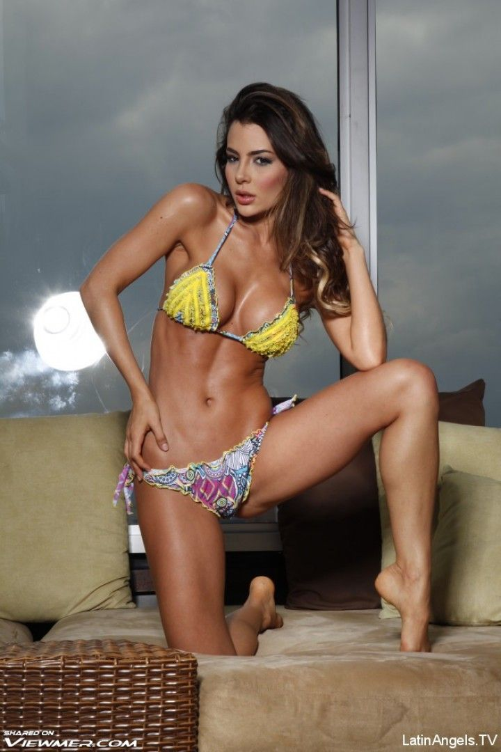 Natalia Velez Hot Sexy Latina Woman Brunette Gorgeous Babe ...
