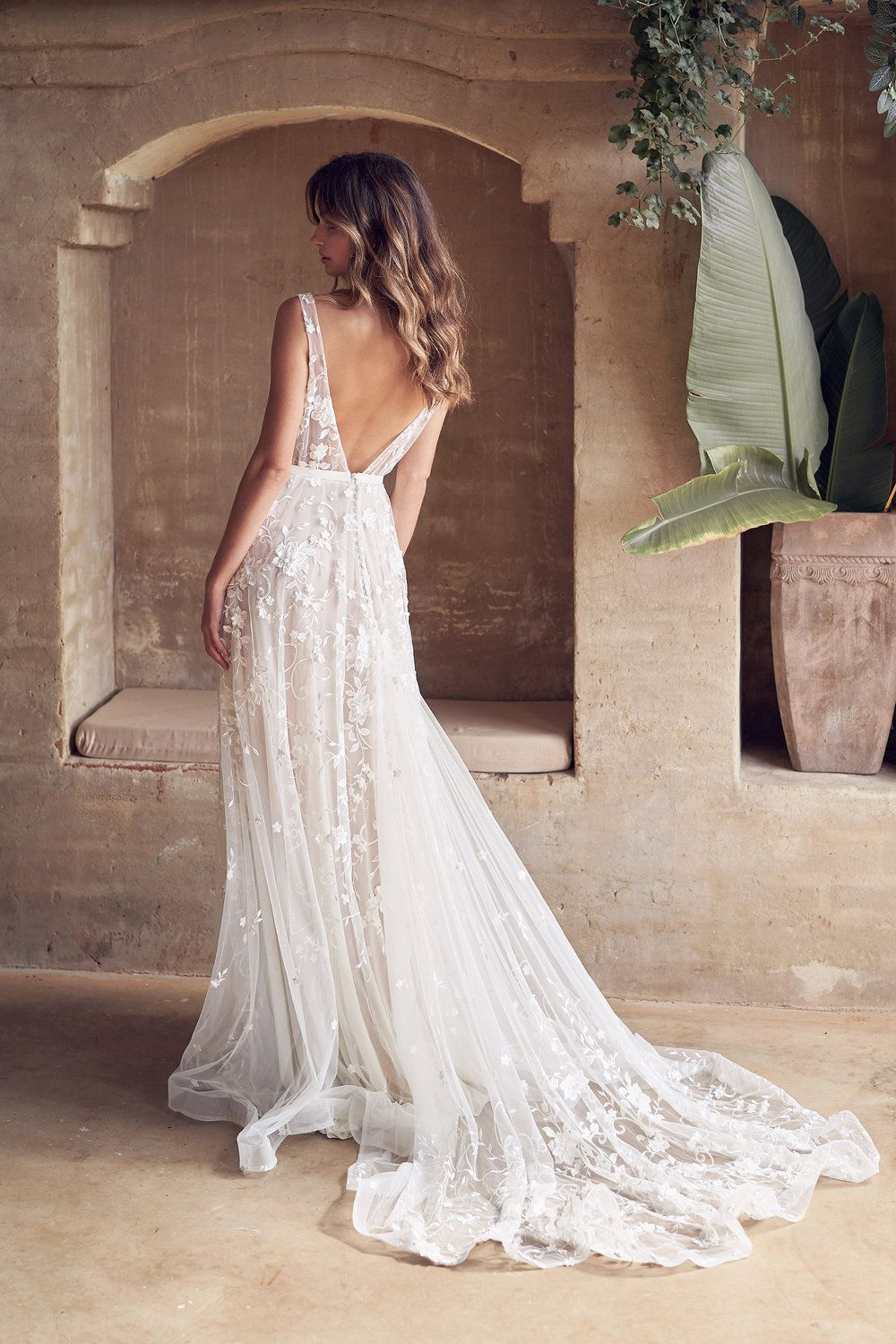 c5525979fd Anna Campbell Bridal Amelie Dress | Wanderlust Collection | Cozy ...
