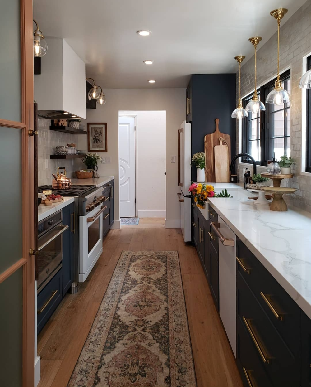 Kitchen Remodel Before & After plus Sources