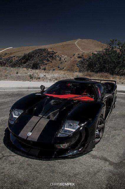 Dream Cars  C B Ford Gtgt