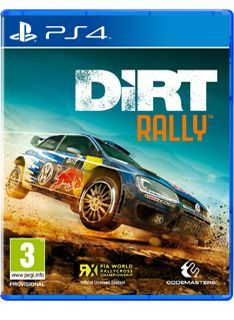 Koch Media Dirt Rally On PS4 Built By Codemasters And Road Tested Over 60 Million Miles