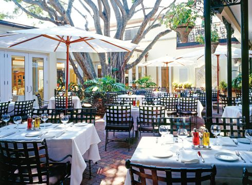 Campiello Restaurant In Naples Florida Is Wonderful For People Watching And The Food Terrific