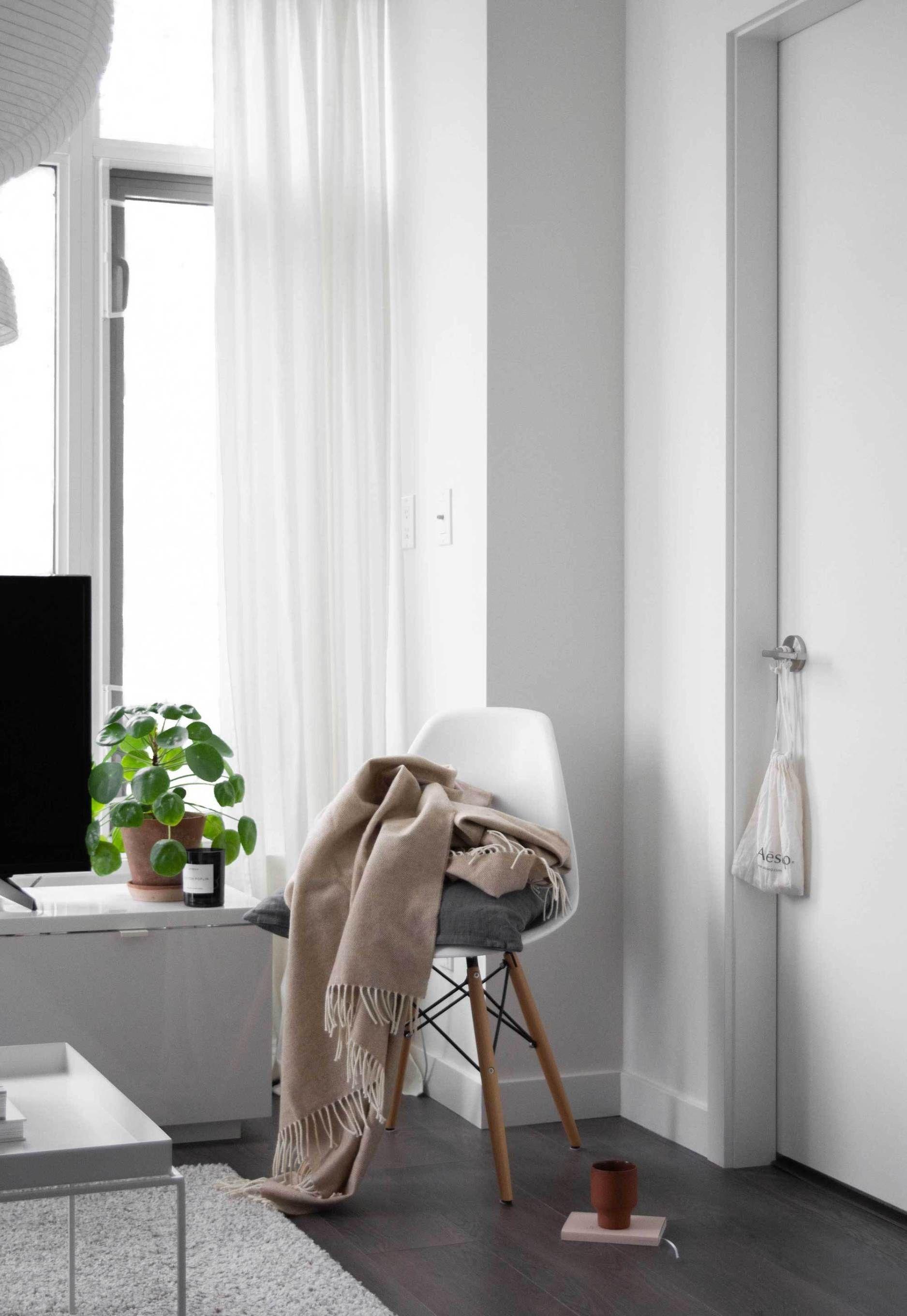 Home Tour Minimalist Apartment Scandinavian Interior
