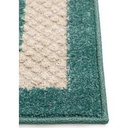 Photo of benuta indoor & outdoor carpet Summer Turquoise 200×285 cm – for balcony, terrace & garden benuta