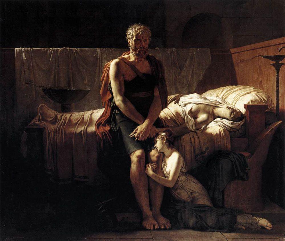 Pierre Narcisse Guerin Pierre Narcisse Guerin 1774 1833 The Return Of Marcus Sextus Oil On Canvas 1799 243 X 217 Cm 7 11 History Painting Art Art Gallery