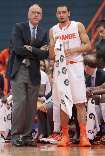 Syracuse S Tyler Ennis Syracuse Basketball College