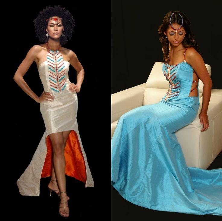 Therez Fleetwood Wedding Gowns: Native American Wedding Dress Designs