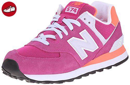 New Balance Damen NBWL574CPI Gymnastik, Rosa (Azalea), 37 1 ...