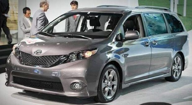 2017 Toyota Sienna Release Date And Price Http Www Autocarkr